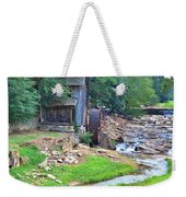 Sixes Mill - Dukes Creek - Square Weekender Tote Bag