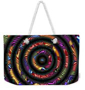 1043 Abstract Thought Weekender Tote Bag