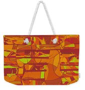 1045 Abstract Thought Weekender Tote Bag