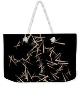 1063 Abstract Thought Weekender Tote Bag