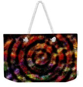 1066 Abstract Thought Weekender Tote Bag