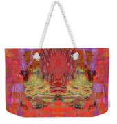 1074 Abstract Thought Weekender Tote Bag