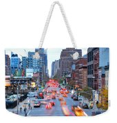 10th Avenue Rush Hour Weekender Tote Bag