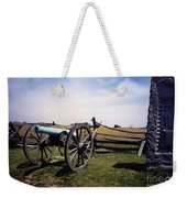 10th Mass Battery - Gettysburg Weekender Tote Bag