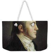 Aaron Burr (1756-1836) Weekender Tote Bag