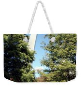 Arch To The Sky Weekender Tote Bag