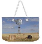 Australia - Windmill In The Wheat Field Weekender Tote Bag