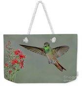 Buff-bellied Hummingbird Weekender Tote Bag