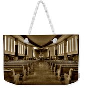 Church Of Saint Columba Weekender Tote Bag