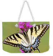 Eastern Tiger Swallowtail Butterfly Weekender Tote Bag