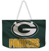 Green Bay Packers Uniform Weekender Tote Bag