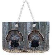 Jake Eastern Wild Turkeys Weekender Tote Bag