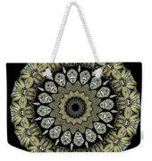 Kaleidoscope Ernst Haeckl Sea Life Series Weekender Tote Bag