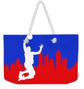 Los Angeles Clippers Weekender Tote Bag