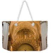 Mezquita Cathedral Interior In Cordoba Weekender Tote Bag