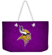 Minnesota Vikings Weekender Tote Bag