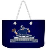 New York Giants Weekender Tote Bag
