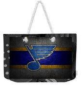 St Louis Blues Weekender Tote Bag