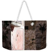 Views Of Taormina Sicily Weekender Tote Bag