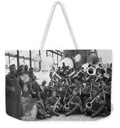 Wwi Homecoming, 1919 Weekender Tote Bag