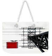 110 People Max Weekender Tote Bag