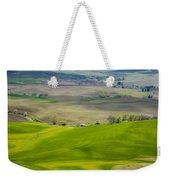 110517-112 The Palouse Weekender Tote Bag