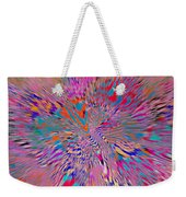 1106 Abstract Thought Weekender Tote Bag