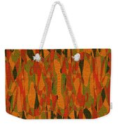 1114 Abstract Thought Weekender Tote Bag