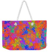1115 Abstract Thought Weekender Tote Bag