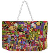 1144 Abstract Thought Weekender Tote Bag
