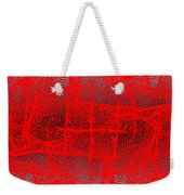 1162 Abstract Thought Weekender Tote Bag