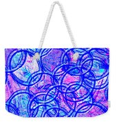 1166 Abstract Thought Weekender Tote Bag