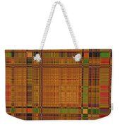 1190 Abstract Thought Weekender Tote Bag