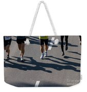 11th Poznan Marathon Weekender Tote Bag
