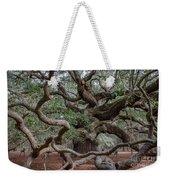 Island Tree Weekender Tote Bag