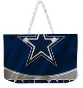 Dallas Cowboys Uniform Weekender Tote Bag