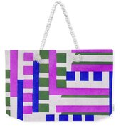 Design From Nouvelles Compositions Decoratives Weekender Tote Bag