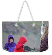 Downton Creek Hike Weekender Tote Bag