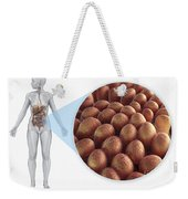 Intestinal Villi Weekender Tote Bag