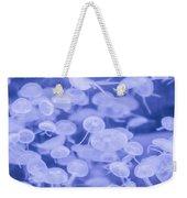 Jelly Fish Weekender Tote Bag