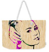 Miley Cyrus Collection Weekender Tote Bag