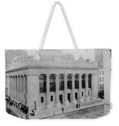 New York Stock Exchange Weekender Tote Bag