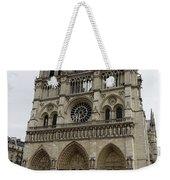 Notre Dame In Paris France Weekender Tote Bag