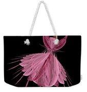12 Pink Ballerina Weekender Tote Bag