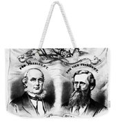 Presidential Campaign, 1872 Weekender Tote Bag