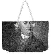 Samuel Adams (1722-1803) Weekender Tote Bag
