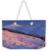 Sierra Nevada Weekender Tote Bag