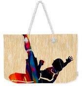 Soccer Weekender Tote Bag