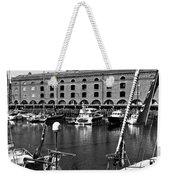 St Katherines Dock London Weekender Tote Bag