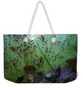 Tropical Fish And Coral Weekender Tote Bag